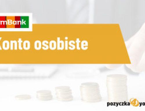 mBank konto