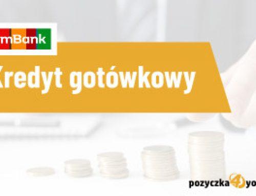 mBank kredyt gotówkowy