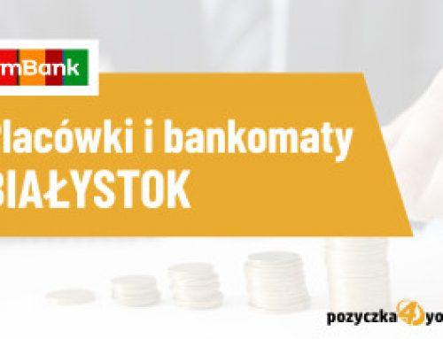 mBank Białystok