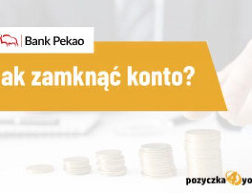 Jak zamknąć konto Pekao?