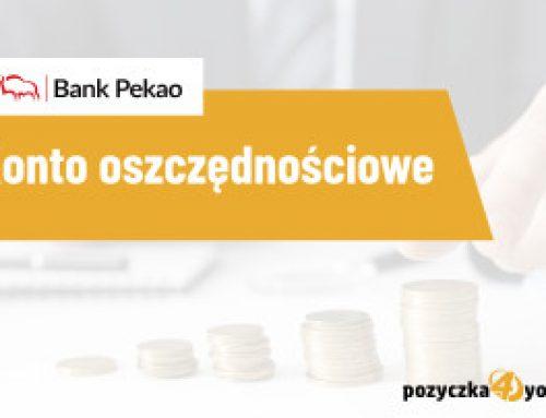 Konto oszczędnościowe Pekao