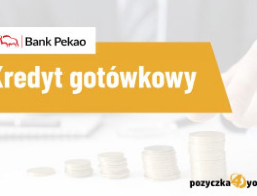 Pekao kredyt gotówkowy