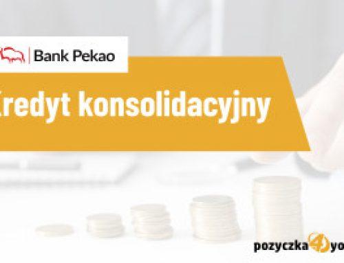Kredyt konsolidacyjny Pekao