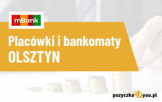 wpłatomat mbank olsztyn