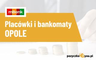 mbank wpłatomat opole