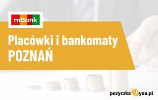 wpłatomaty mbank poznań