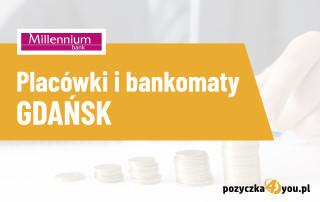 millennium bank gdańsk