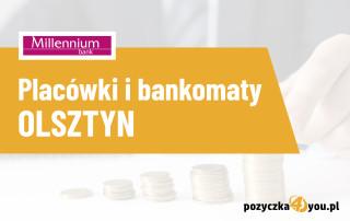 millennium bank olsztyn