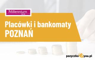 millenium oddziały poznań