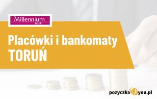 millennium bank toruń