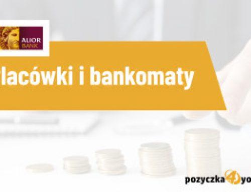 Alior Bank oddziały i bankomaty