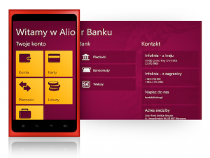 aplikacje alior bank