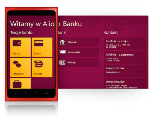 Alior Bank aplikacja