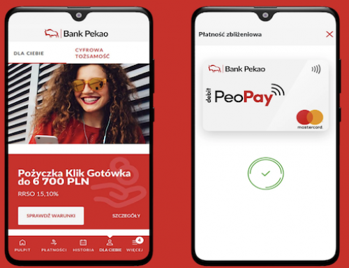 Peopay – aplikacja banku Pekao