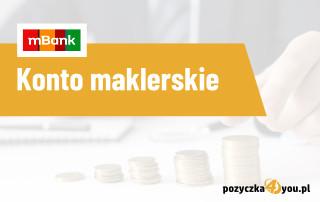 mbank rachunek maklerski