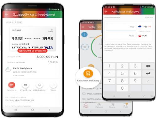 mBank aplikacja