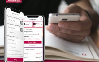aplikacja bank millennium