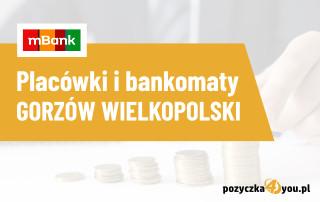 mbank gorzów wielkopolski