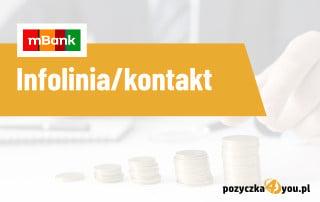 infolinia mbank