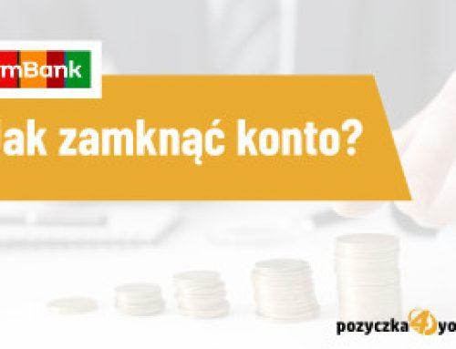 Jak zamknąć konto w mBank?