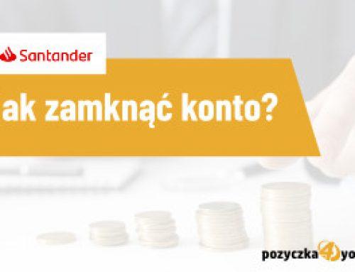 Jak zamknąć konto w Santander?