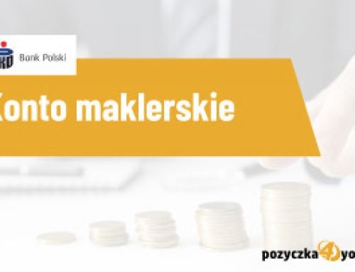 Konto maklerskie PKO