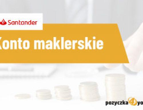 Konto maklerskie Santander