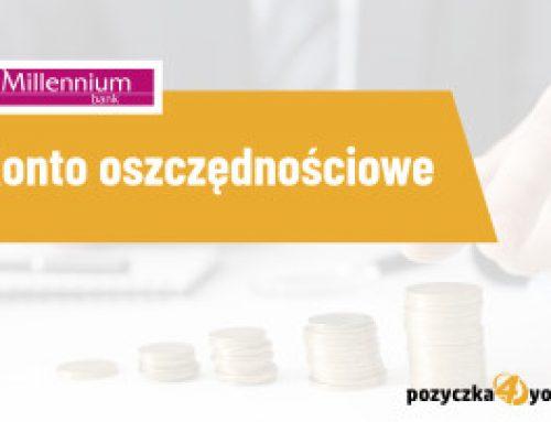 Millennium konto oszczędnościowe