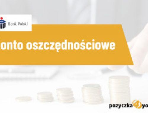 PKO konto oszczędnościowe