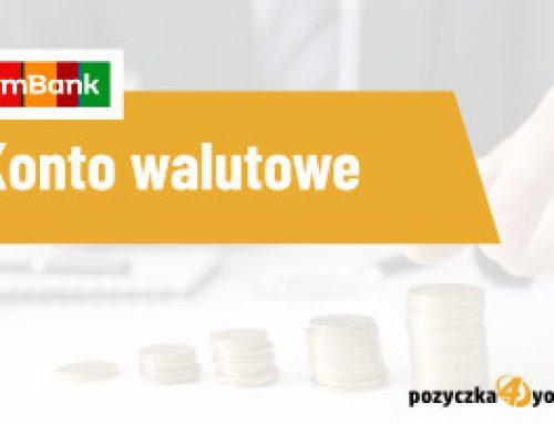 mBank konta walutowe