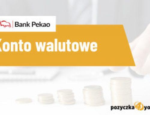 Konto walutowe Pekao