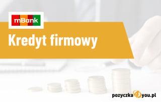 kredyt firmowy mbank