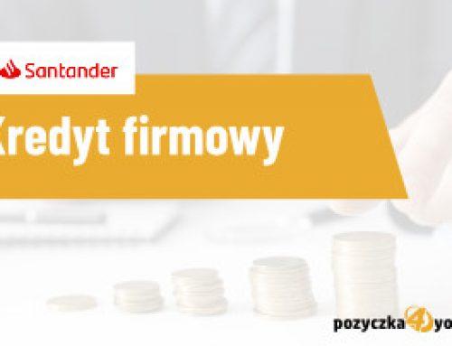 Santander kredyt firmowy