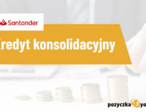 Santander kredyt konsolidacyjny