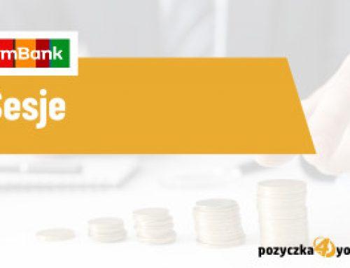 Sesje przychodzące mBank